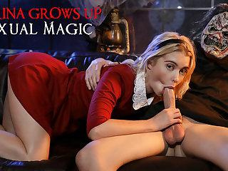 Sabrina Grows Up Sexual Magic - S3:E2
