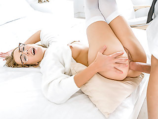 Lusty Anal Lessons